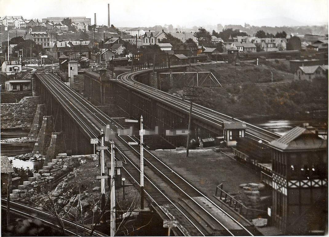 Phillipsburg, N.J. - Easton, Pa., Bridge  1900