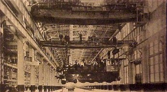 Sayre Shop Interior1907