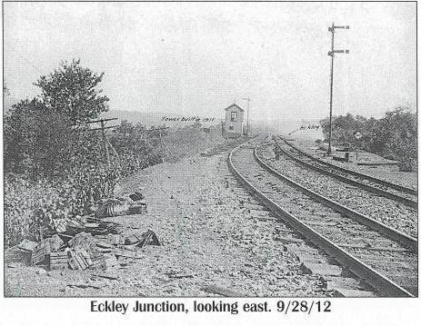Eckley Jct, Pa.   9-28-1912