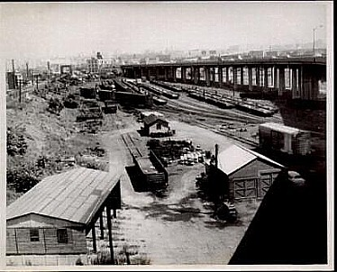Jersey City Yards-1960