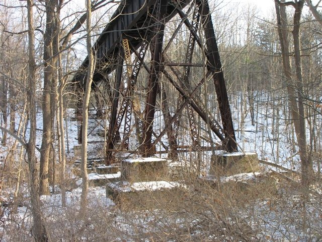 Trumansburg, N.Y. Bridge 1