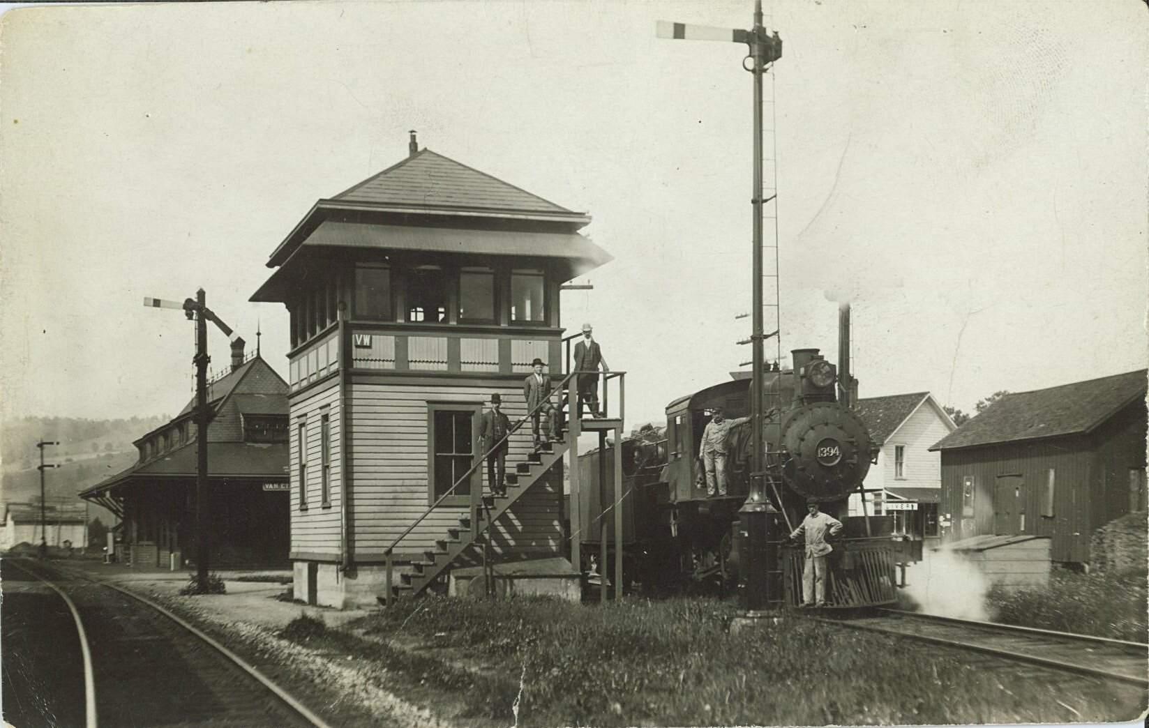 Van Etten, N.Y. Junction