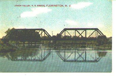 Flemington, N.J. Bridge