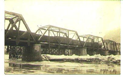 Athens, Pa.  Bridge 1911