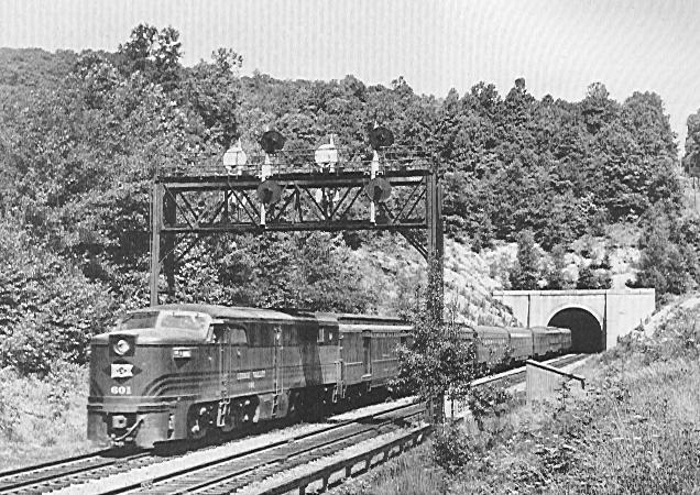Musconetcong, N.J. Tunnel