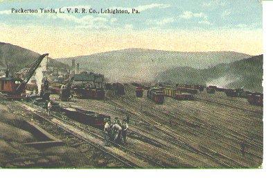 Packerton, Pa. Yard