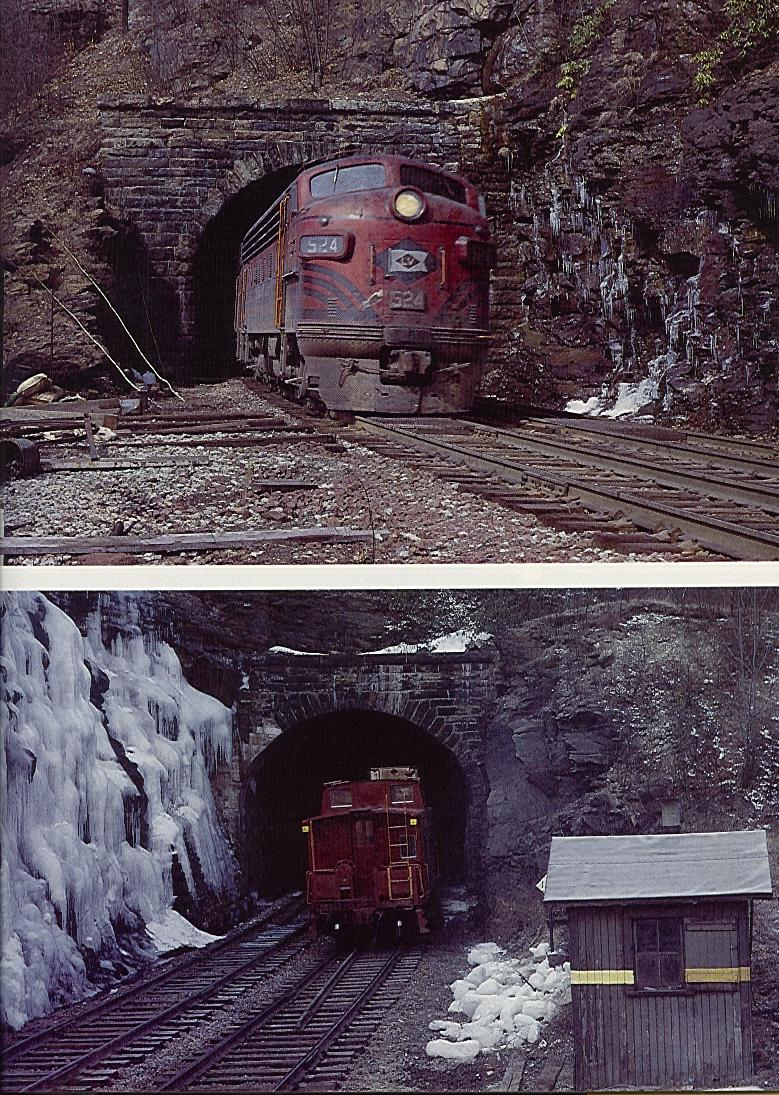 Rockport, Pa. Tunnel
