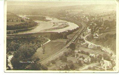 Skinners Eddy, Pa.  1913