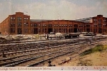 Sayre Locomotive Shops1907