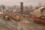 Sayre, Pa. Service Track