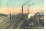 Sayre, Pa. Yard 1911