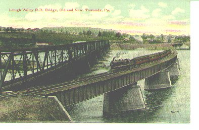 Towanda, Pa.  Bridges