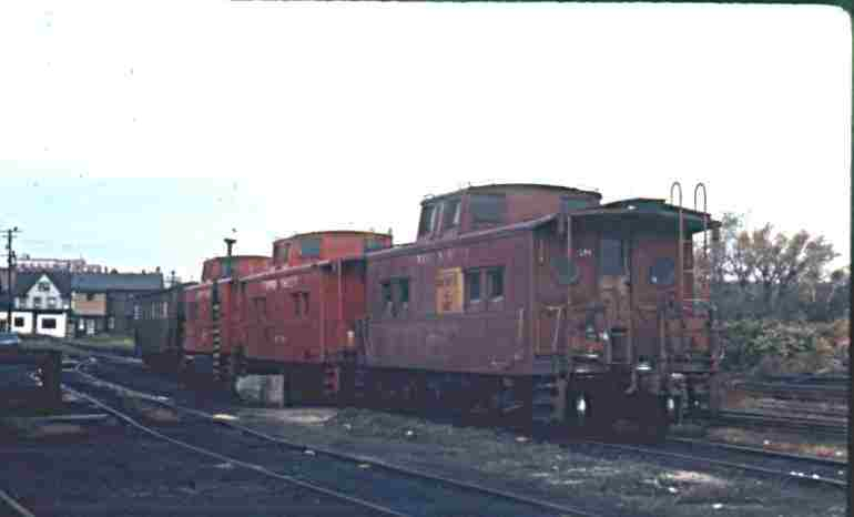 LV Unknown Caboose