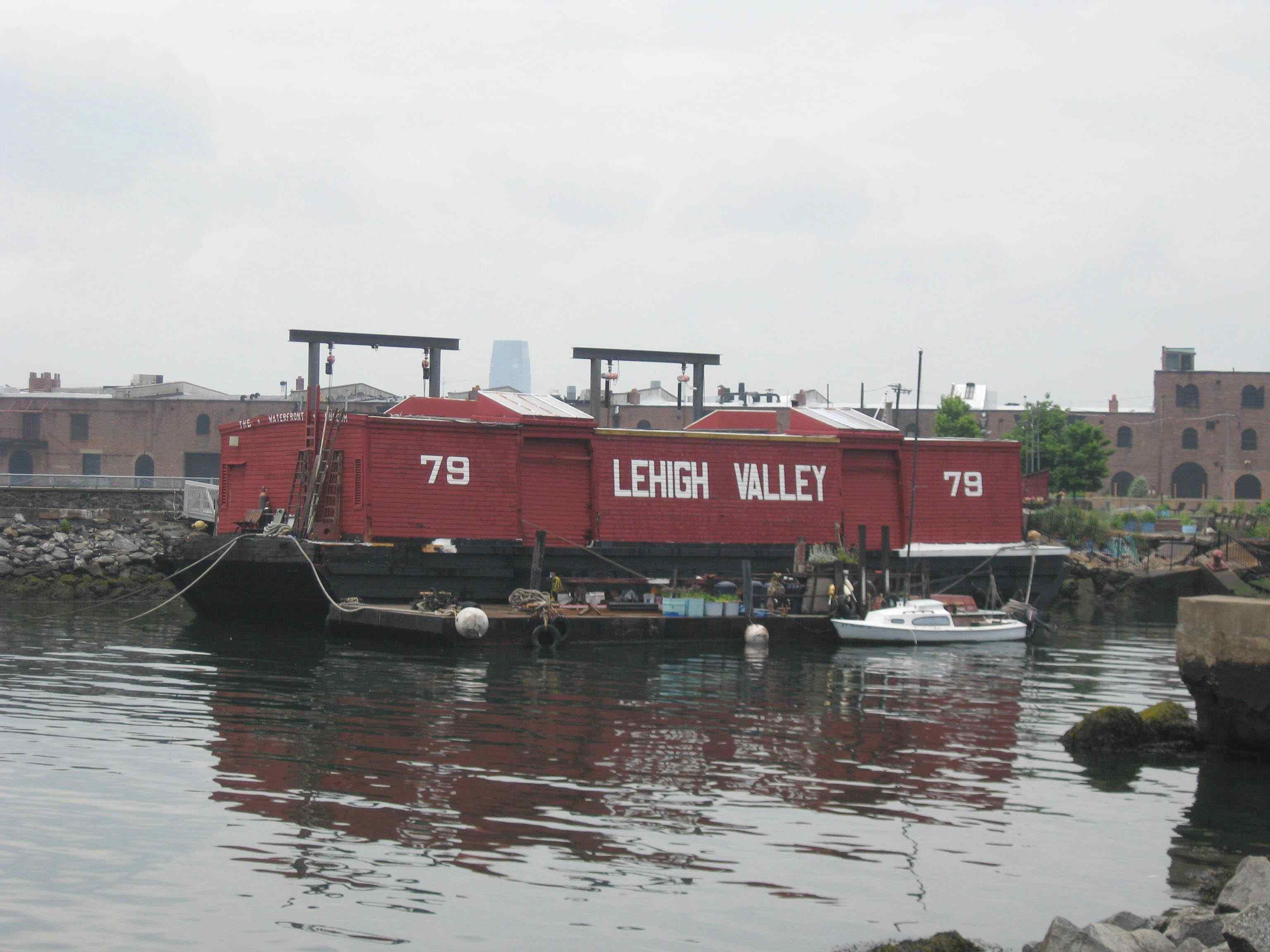 LV 0079 Barge