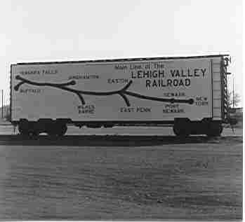 LV Map Car
