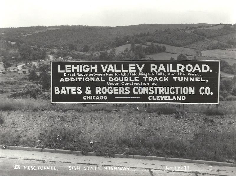 LV Road Sign