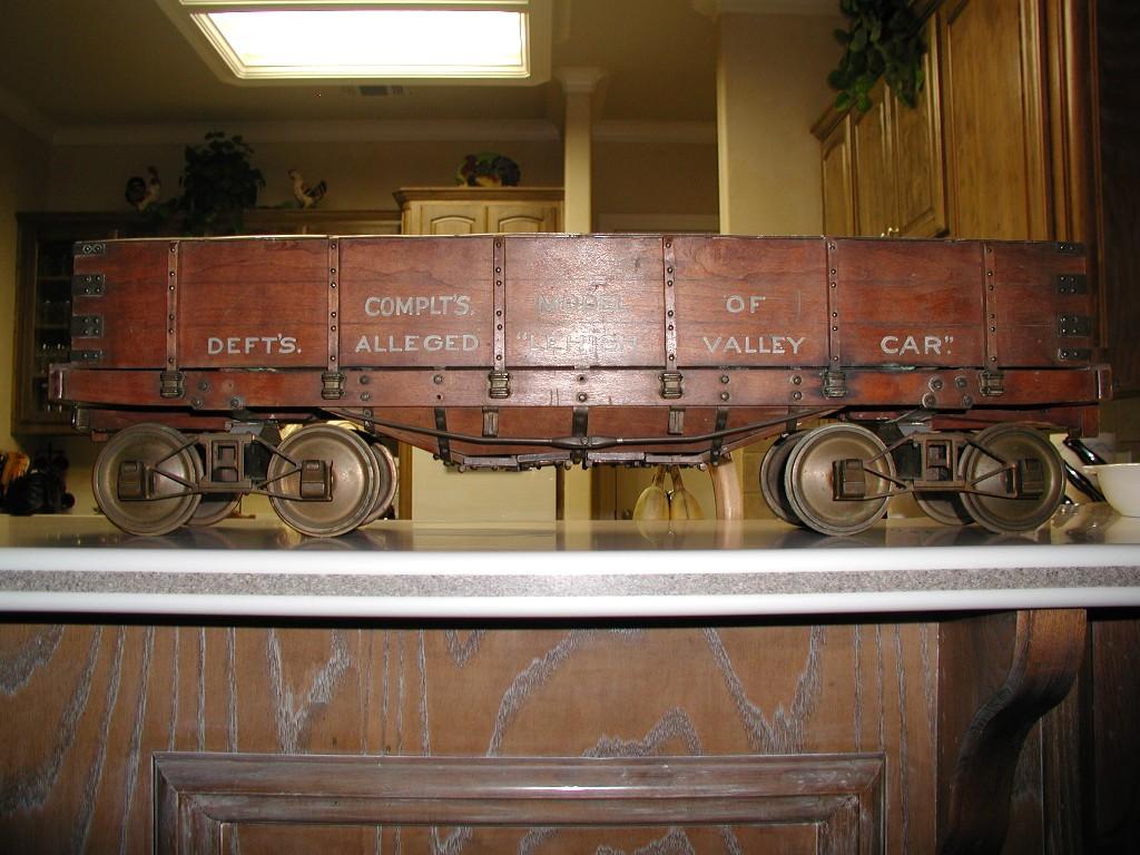 LEHIGH VALLEY CAR  (Model)