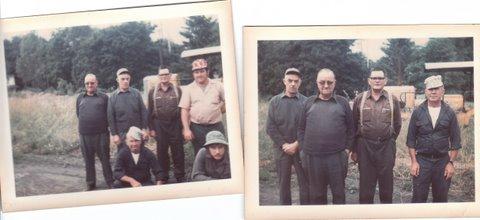 Burdett, N.Y.  L.V.  employees-1970
