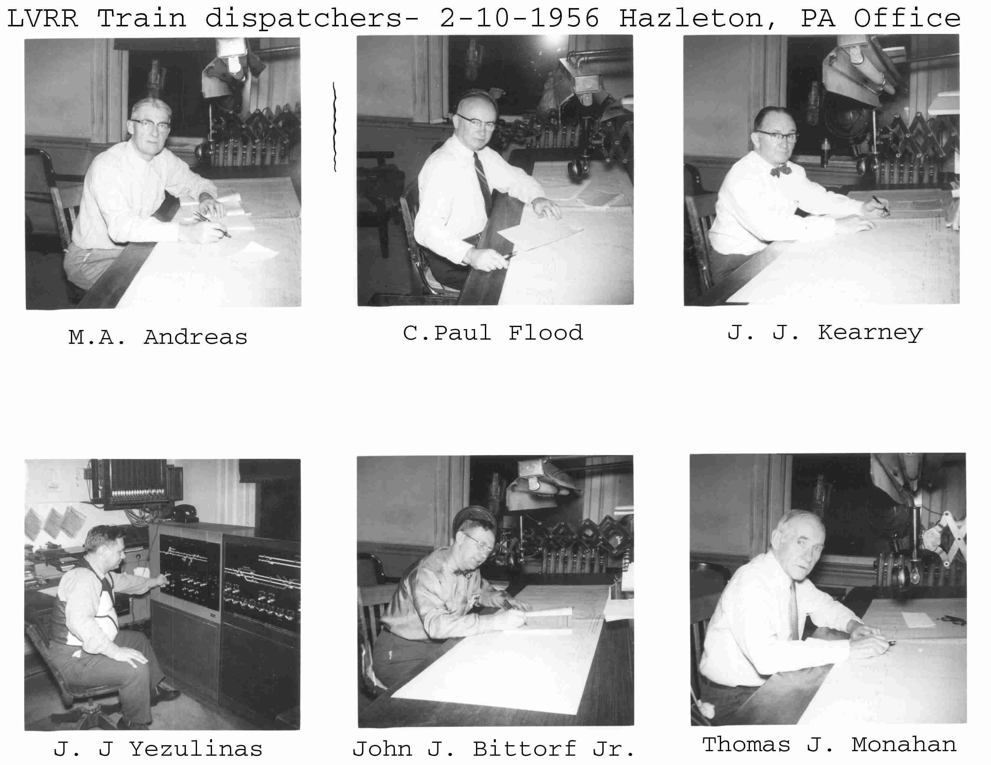 Hazleton, Pa. 1956