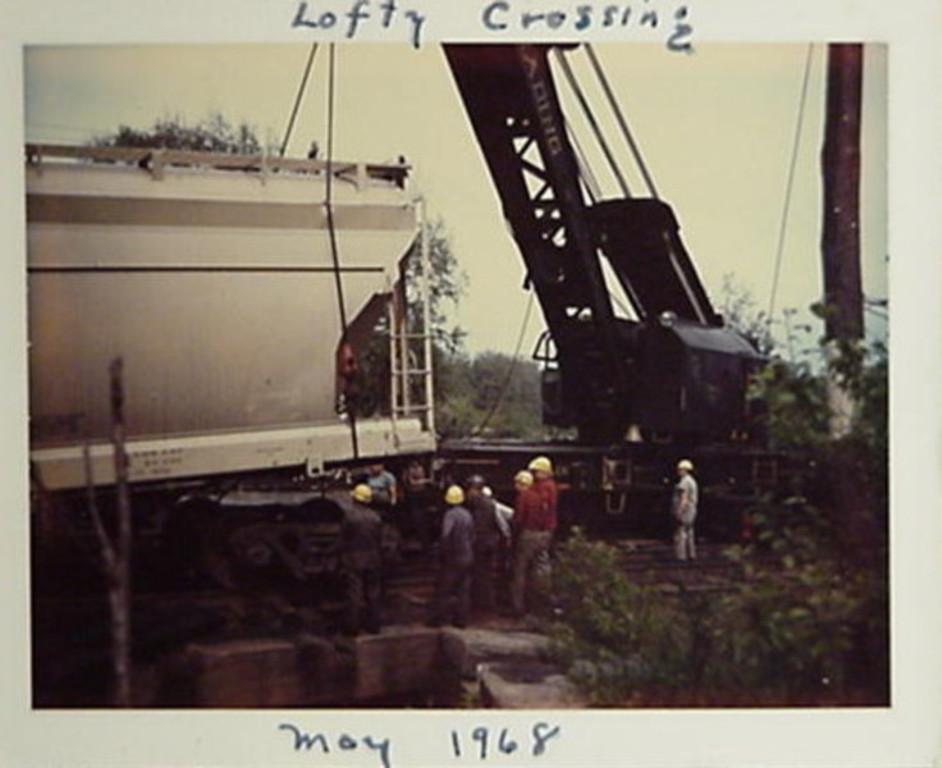Lofty Crossing, Pa.