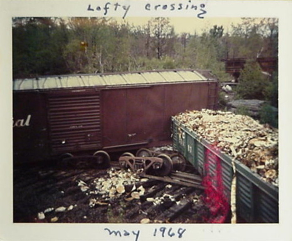 Lofty Crossing, Pa.