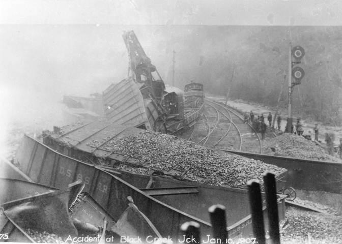 Black Creek Jct. 1907