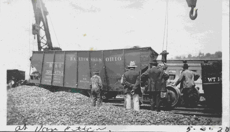 Van Etten Junction, N. Y. 1920
