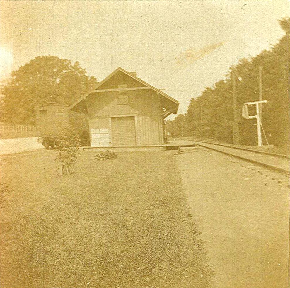 Wycoffs, N.Y. Later renamed Owasco Lake Station, N.Y.