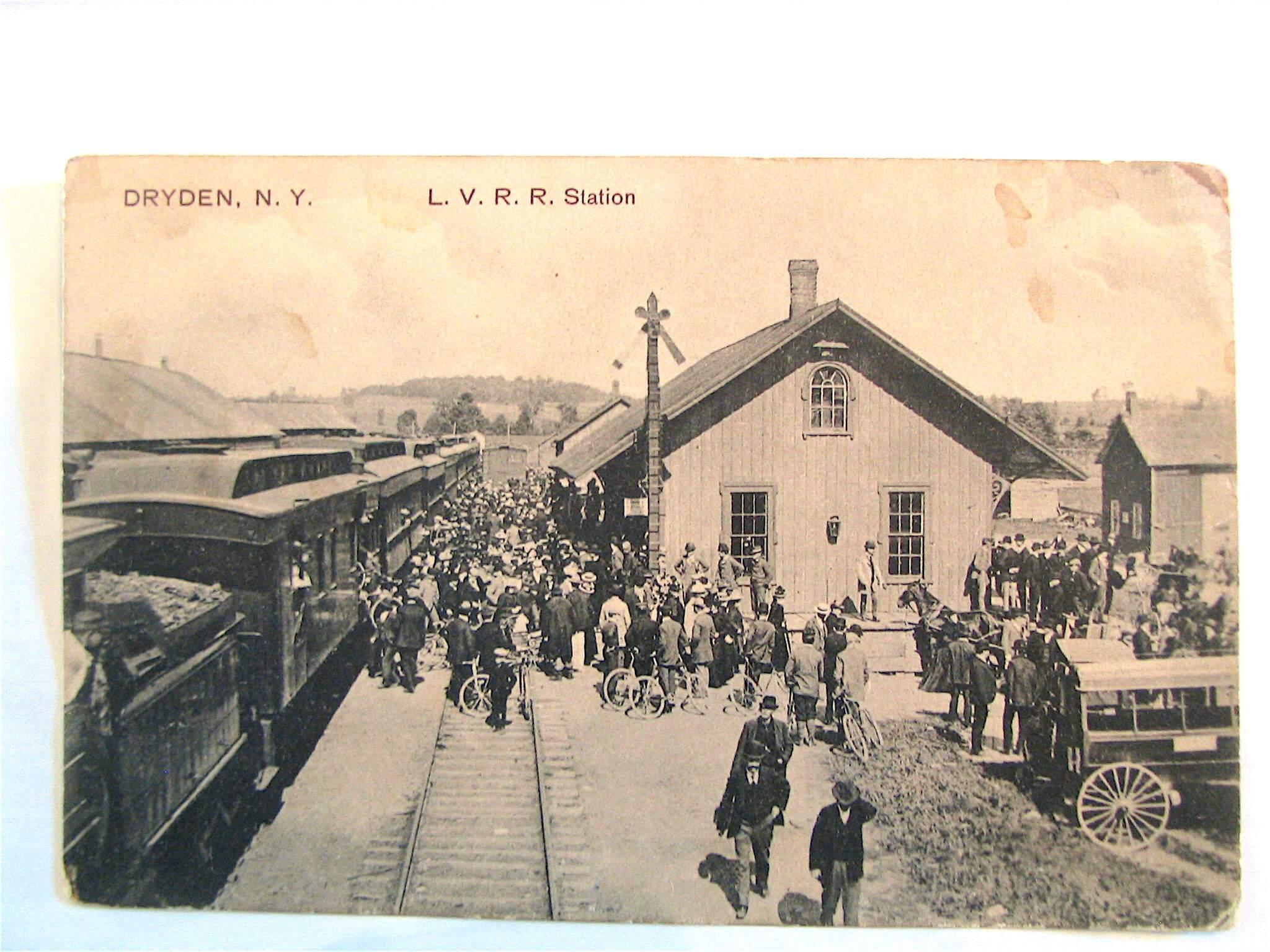 Dryden, N.Y.