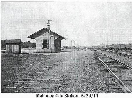 Mahanoy City, Pa.