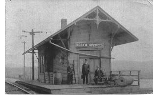 North Spencer, N.Y.
