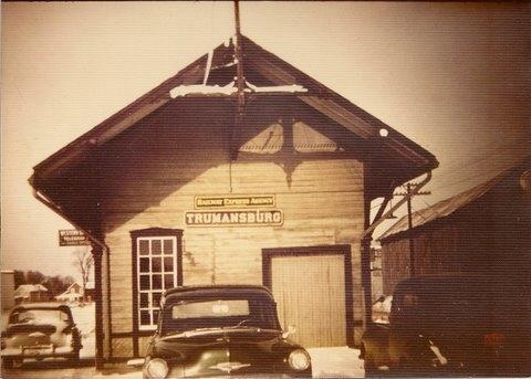 Trumansburg, N.Y. -1954-2