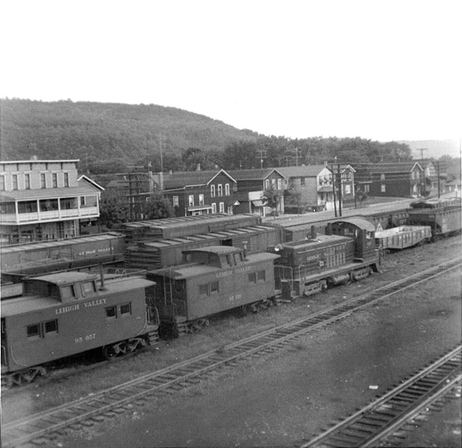 Sayre, Pa. 1953