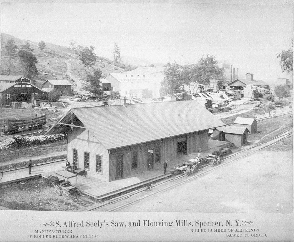 Spencer, N.Y.  1890