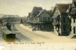 Sayre, Pa. Station and Div Offices
