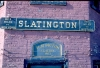 LVRR Slatington, Pa.  Sign