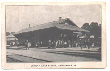 Tunkhannock, Pa. -1912