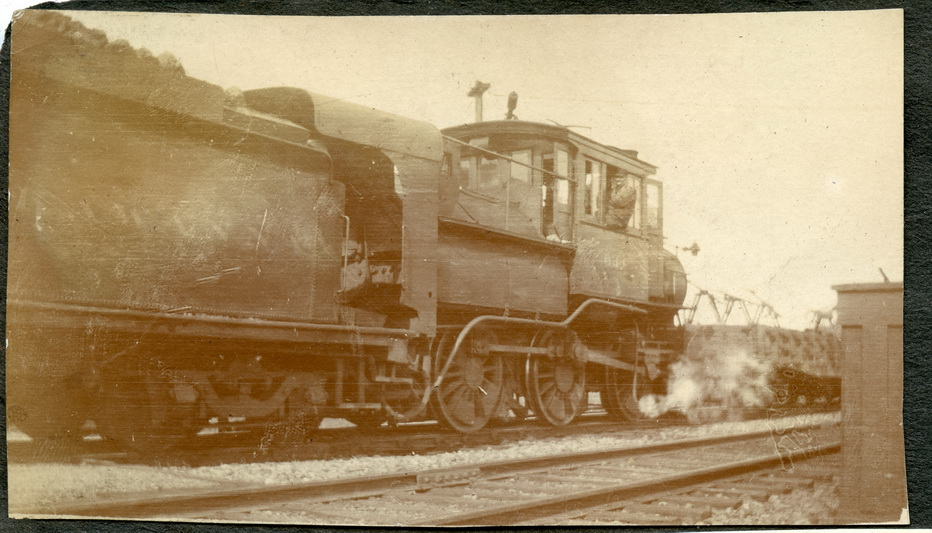 Unknown Locomotive