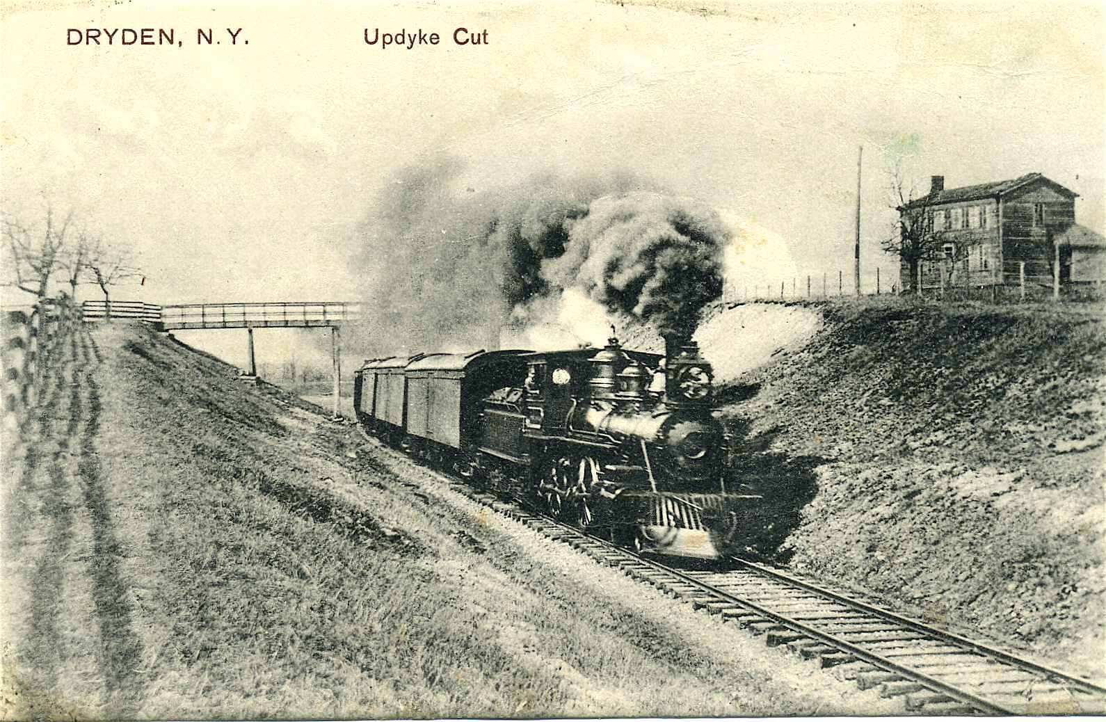 A unknown LV Locomotive