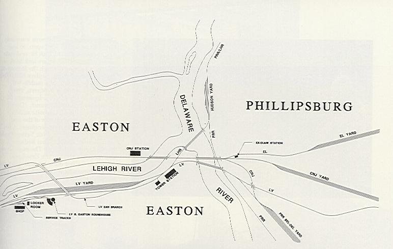 Easton Area Operations