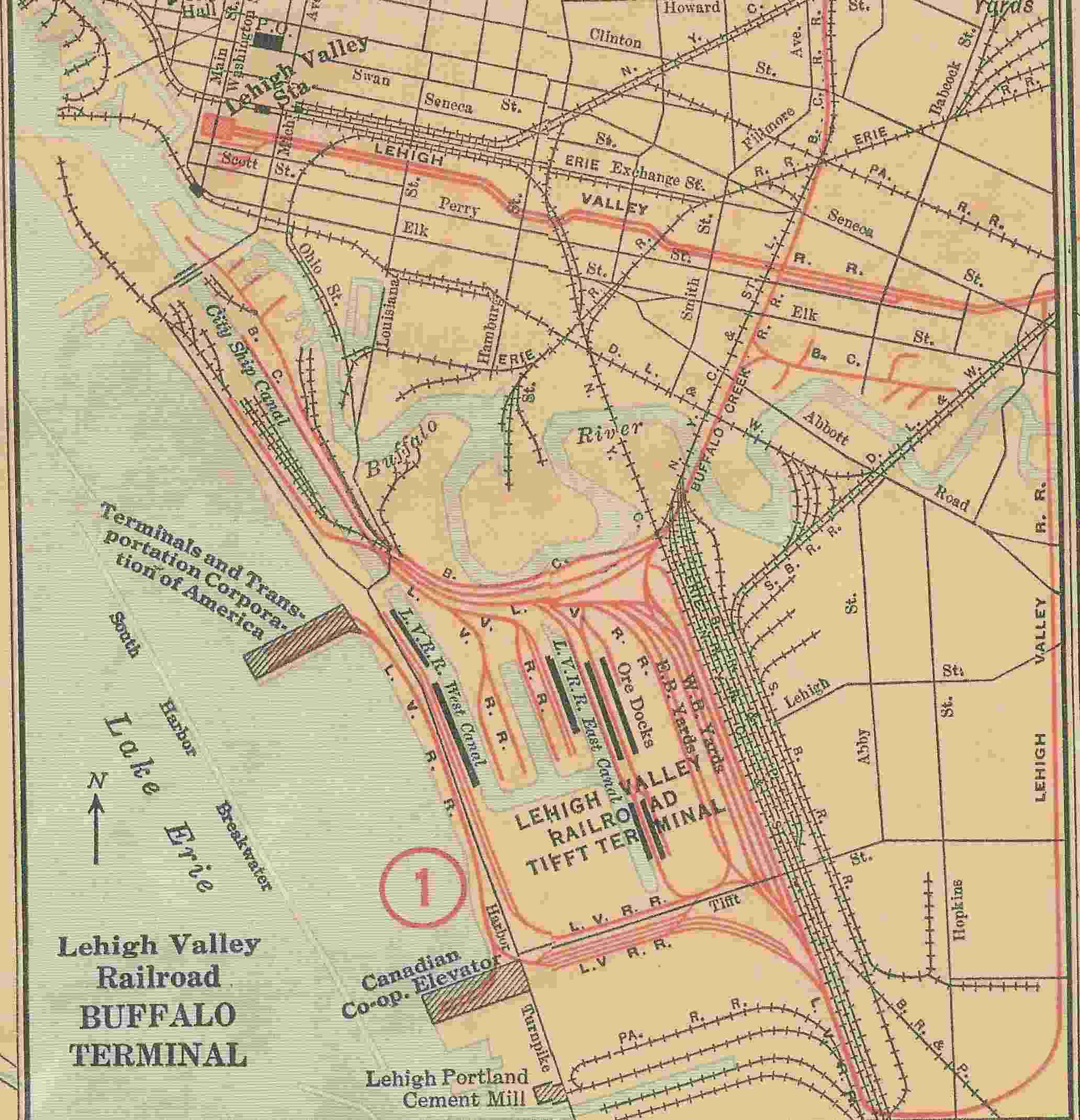 Buffalo, N.Y. Area Operations