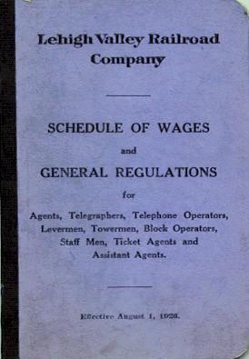 Wagebook