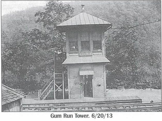 Gum Run, Pa.  Tower