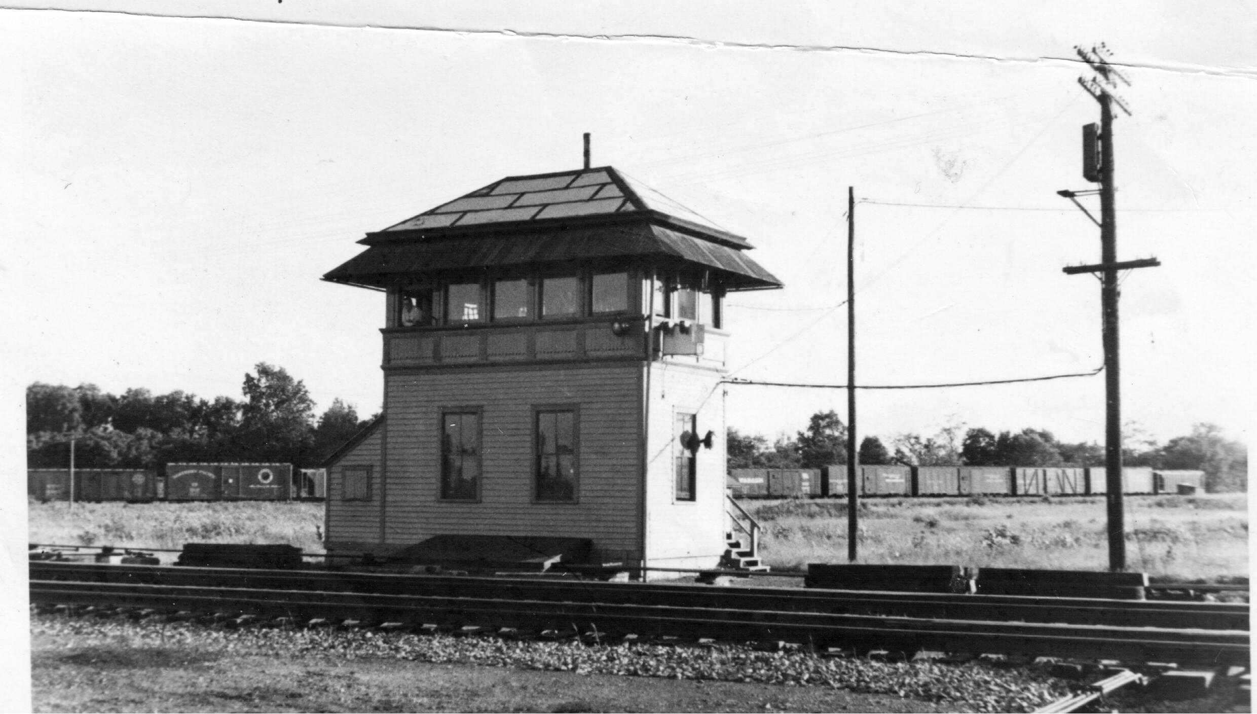 P&L Junction Tower, N.Y.