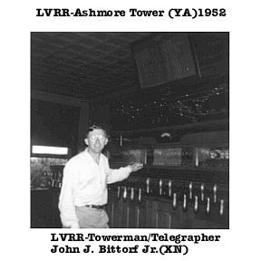 Ashmore, Pa. Tower