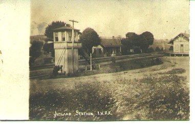 Jutland, N.J. Tower