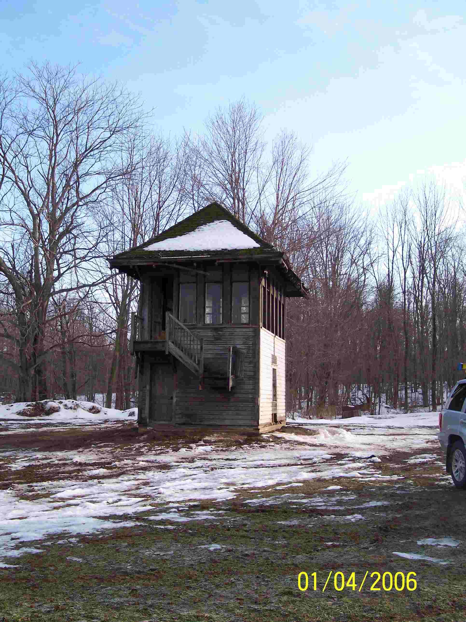 Sterling Tower, Sterling Jct. N.Y.  Before