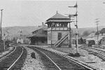 Van Etten, N.Y. Tower and Station